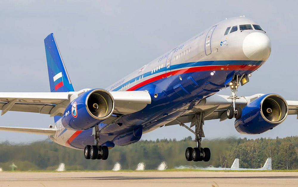В СМИ раскрыли планы России в отношении двух самолетов